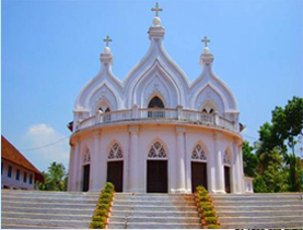 cathedral church changanacherry